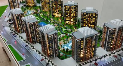 Apartments for sale in Antalya - New Ringi